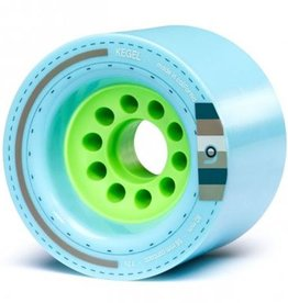 Orangatang Orangatang- Kegel- 80mm- 77a- Blue- Wheel