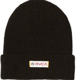 RVCA RVCA- Andrew Reynolds- Black- Beanie