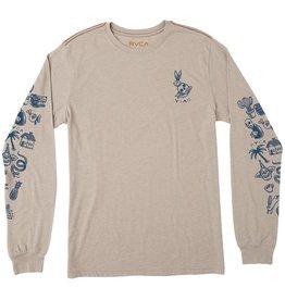 RVCA RVCA- Sketchbook- Longsleeve- Men's- Shirt