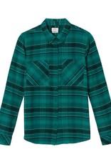 RVCA RVCA- Roam- Spruce- Women's- Flannel