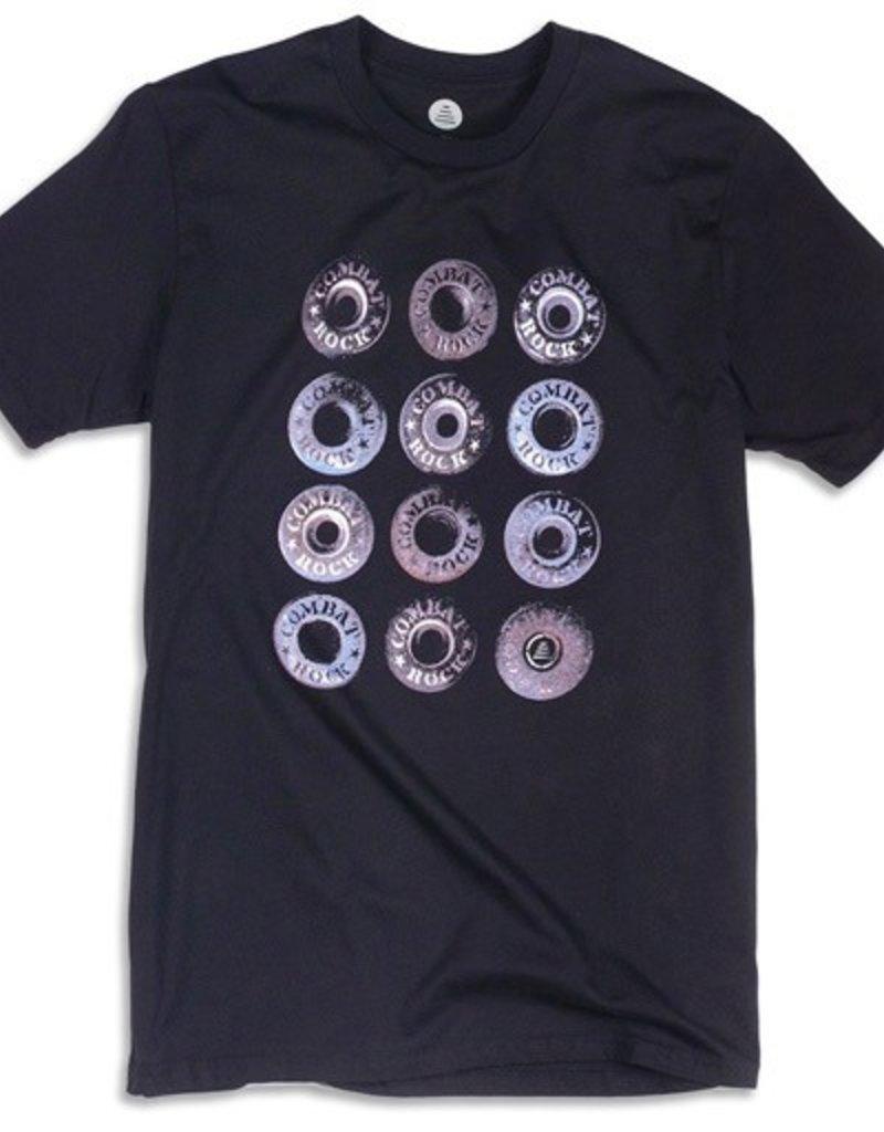 Devium Devium- Combat Rocks- Mens- T-Shirt