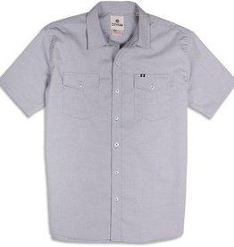 Devium Devium- Tarpaulin- Short Sleeve- Mens- Shirt