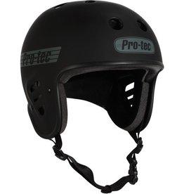 Pro-Tec Pro-Tec- Full Cut- Certified- Matte Black- Helmets