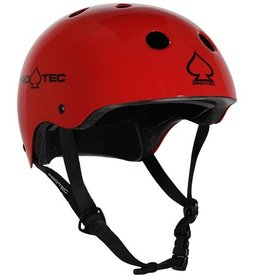 Pro-Tec Pro-Tec- Classic Skate- Certified- Gloss Red- Helmets