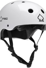 Pro-Tec Pro-Tec- Classic Skate- Certified- Gloss White- Helmets
