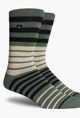 Richer Poorer Richer Poorer-Kingston Athletic- Green-Socks