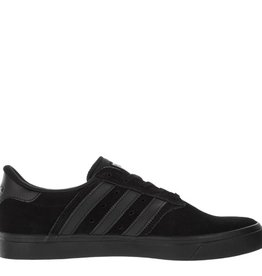 adidas adidas- Seeley- Premiere- Black and Black- Men's- Skate Shoe
