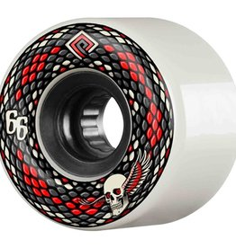 Powell Peralta Powell Peralta- Snakes- 66mm- 75a- White- Wheels