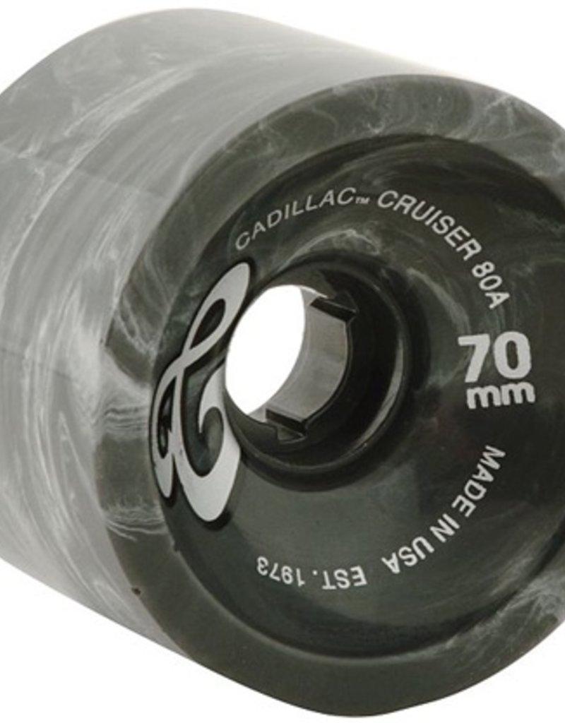 Cadillac Cadillac- Cruisers- 70mm- 80a- Smoke Marble- Wheels