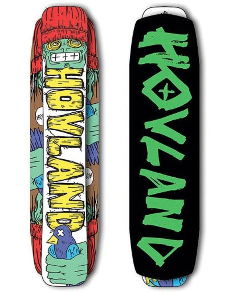 Hovland Five Oh Lrg Top Deck 935 X 34 Inches 92 Cm Sub Snowskate