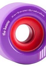 Orangatang Orangatang- The Keanu- 66mm- 83a- Purple- Wheel