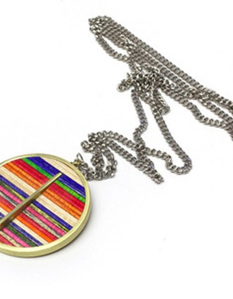 MapleXO Maple XO- Timepiece- Vibrant- Necklace