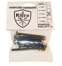 Khiro Khiro- Panhead Hardware- 2 inch- Phillips Head