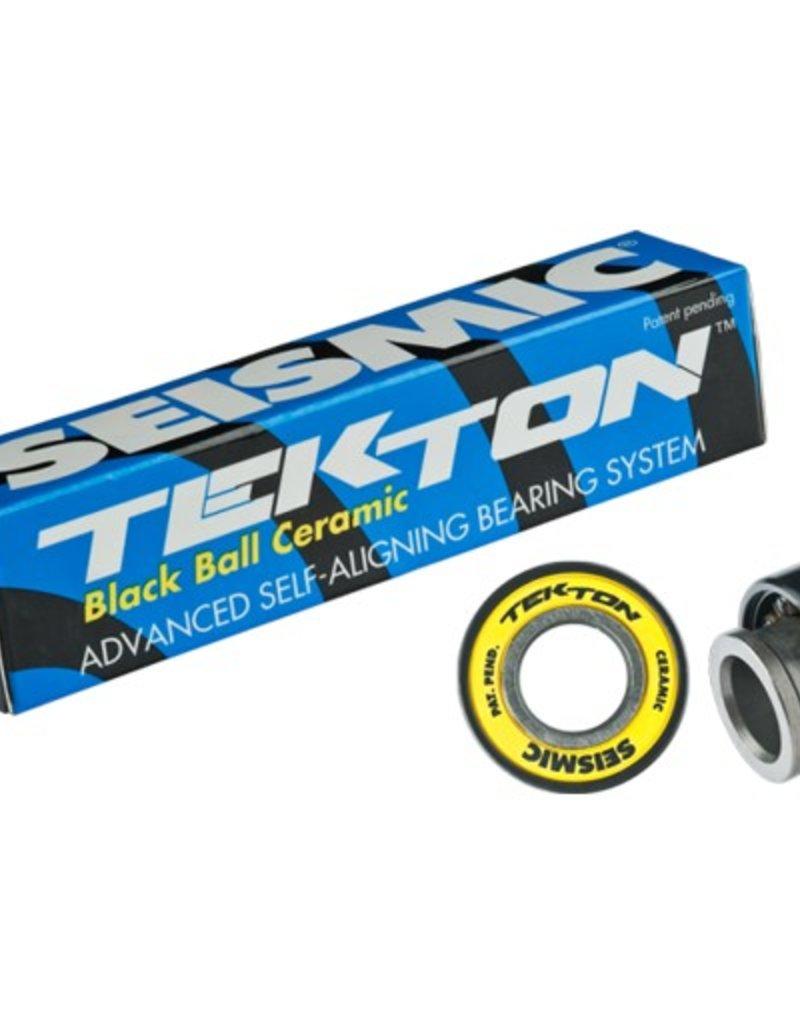 Seismic Seismic- Tekton- Ceramic- 10mm- ABEC 7- Bearings