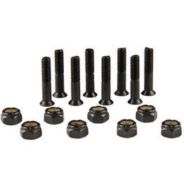 Shorty's Shorty's- 1 inch- Flat Head Phillips Head Bolts- Hardware