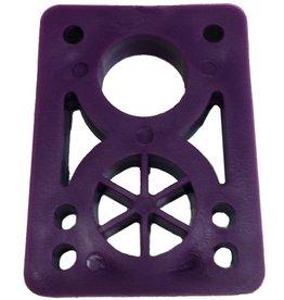 BOARDLife BOARDLife- Riser- Hard- 1/2 inch- Purple- Set of 2