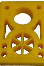 BOARDLife BOARDLife- Riser- Hard- 1/2 inch- Yellow- Set of 2