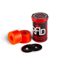 RAD RAD- Premium Bushing Set- 89a- Red