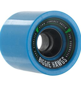 Landyachtz Landyachtz- Biggie Hawgs- 70mm- 78a- Blue- Wheels