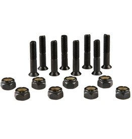 Shorty's Shorty's- Longboard- 1.125 inch- Flat Head Phillips Head Bolts- Hardware