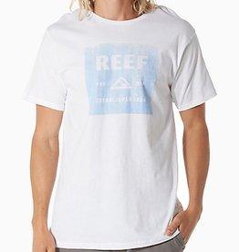 Reef Reef- Photocopy- T-Shirt- White