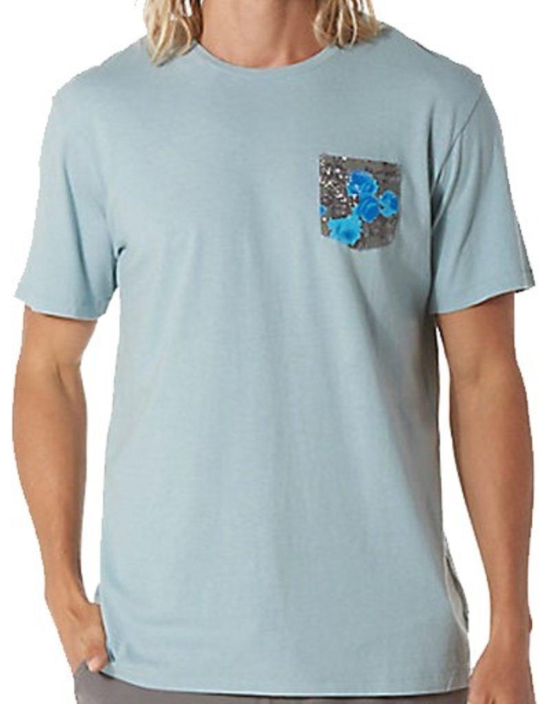 Reef Reef- Villa- T-Shirt- Blue