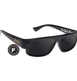 Glassy Sunglasses Glassy- Balboa- Polarized- Black- Sunglasses