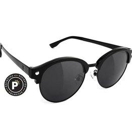 Glassy Sunglasses Glassy- Paul- Polarized- High Roller- Black- Sunglasses