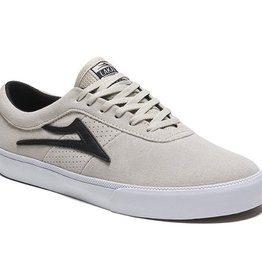 Lakai Lakai- Sheffield- Suede- White/Black- Men's- Shoes