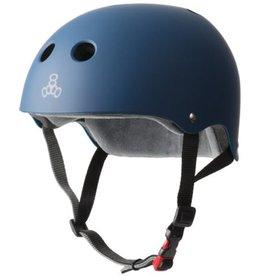 Triple Eight Triple Eight- Certified Sweatsaver- Navy Rubber- S/M- Helmet