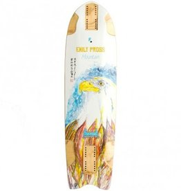 Kebbek Kebbek- Emily Pross- Mountain- 9.5x34.5- Decks