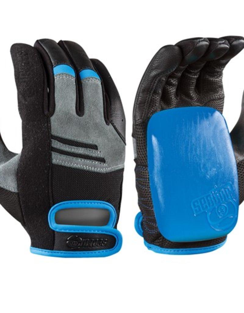 Sector 9 Sector 9- Dash- Blue- Sml/Med- Slide Gloves