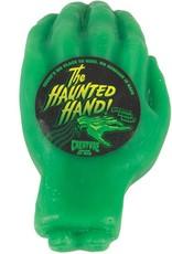 Creature Creature- Haunted Hand- Green- Skate Wax