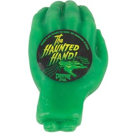 Creature Creature- Haunted Hand- Green- Skate Wax