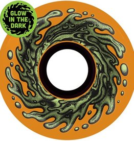 Santa Cruz Santa Cruz- Slime Balls- OG Slime Orange Glow- 78a- 60mm- Wheels