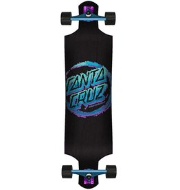 "Santa Cruz Santa Cruz- Throwdown Dot- 10"" x 40""- Complete"
