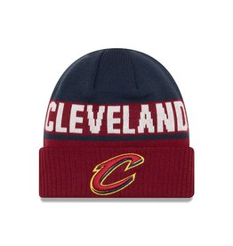 NEW ERA Cleveland Cavaliers Chilled Cuff Knit Hat