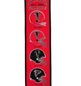 WINNING STREAK SPORTS Atlanta Falcons Fan Fave Heritage Banner
