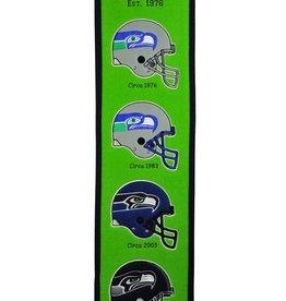 WINNING STREAK SPORTS Seattle Seahawks Fan Fave Heritage Banner