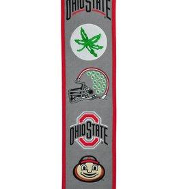 WINNING STREAK SPORTS Ohio State Buckeyes Fan Fave Heritage Banner