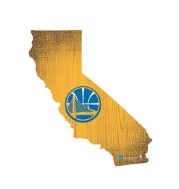 Golden State Warriors Team Logo State Sign