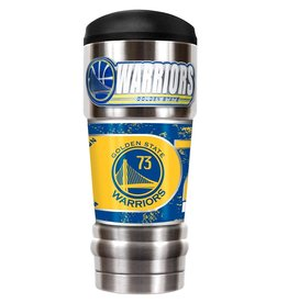 GREAT AMERICAN PRODUCTS Golden State Warriors 18oz The MVP Stainless Tumbler