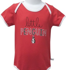 THIRD STREET SPORTSWEAR Youngstown State Penguins Little Penguin Onesie