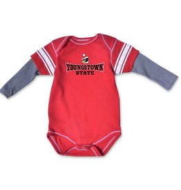 COLLEGE KIDS Youngstown State Runningback Bodysuit