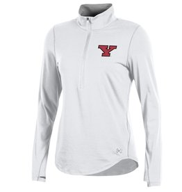 UNDER ARMOUR Youngstown State Penguins Women's Charged Cotton Half-Zip Top