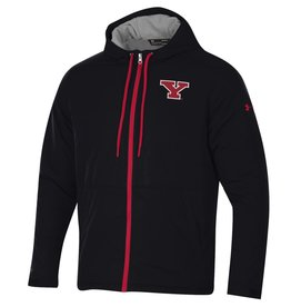 UNDER ARMOUR Youngstown State Penguins Men's Coldgear Fleece Puffer Jacket