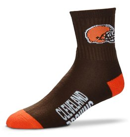 FOR BARE FEET Cleveland Browns Youth Team Socks