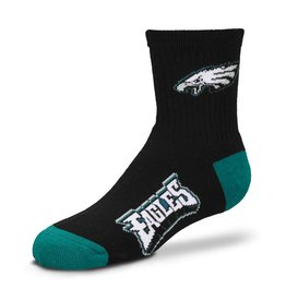 FOR BARE FEET Philadelphia Eagles Youth Team Socks