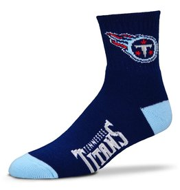 FOR BARE FEET Tennessee Titans Youth Team Socks