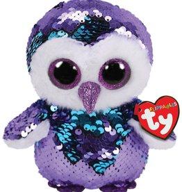 TY TY Moonlight Sequin Owl